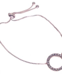 Bracelet, Diamante, Lariet