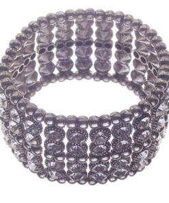 Bracelet, Stretch, Glitter