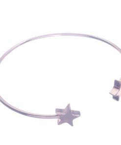 Bracelet, Rose Gold, Star