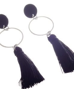 Tassel, Earrings, sTUD, dROP