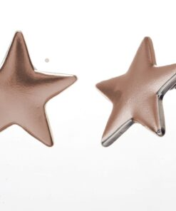 Earrings, Star, Stud