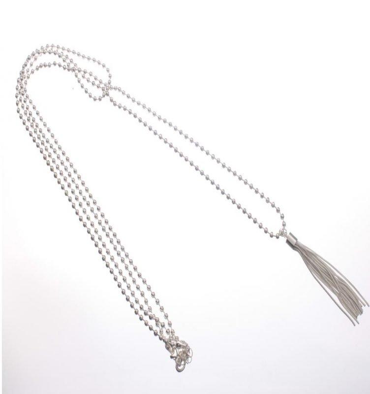 Necklace, Long, Tassel