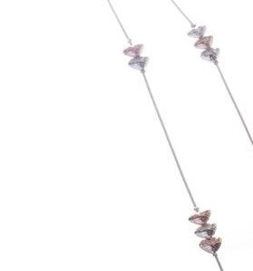 Necklace, Hearts, Long