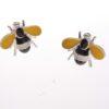 Stud Bee Earrings