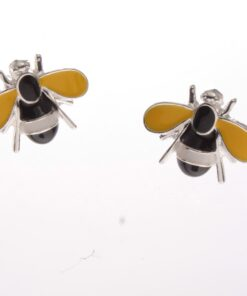 Stud Bee Earrings