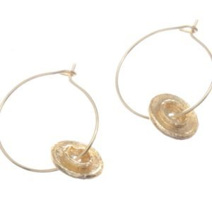 Circular stylish Earrings