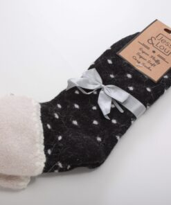 Cosy Toes snuggly cuffed socks