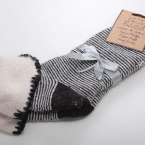 Cosy Toes snuggly cuffed socks