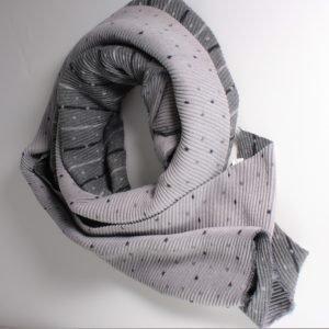 Waffle scarf