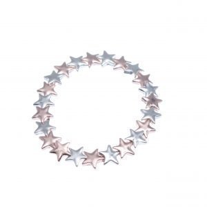 mini star stretch bracelet