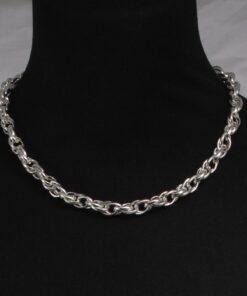Antique Link Necklace
