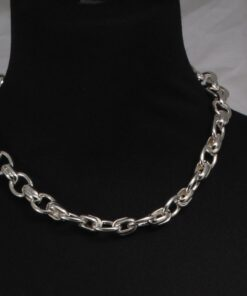 Chunky link chain cho